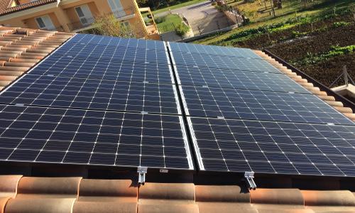 Tegole solari | Impianto fotovoltaico Rimini